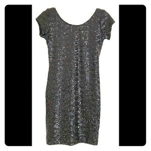 Backstage sequin dress